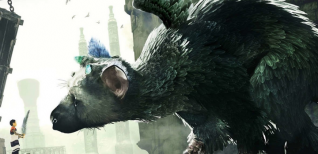 The Last Guardian. Трейлер с PSX 2016