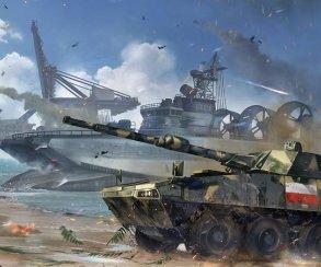 ВArmored Warfare появилась польская бронетехника