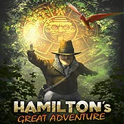 Обложка Hamilton's Great Adventure
