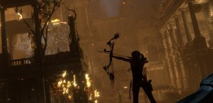 Rise of the Tomb Raider. Геймплейный трейлер