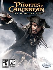 Обложка Pirates of the Caribbean: At World's End