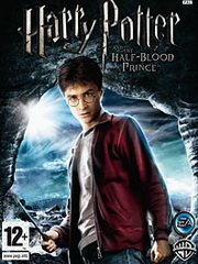 Обложка Harry Potter and the Half-Blood Prince