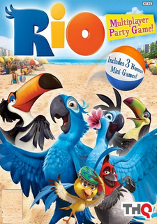 Rio: The Multiplayer Party Game