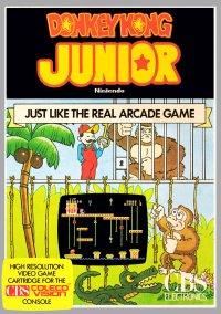 Обложка Donkey Kong Jr.