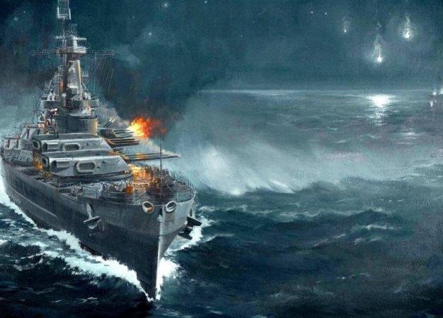 World of Warships. О кораблях глазами новичка