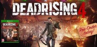 Dead Rising 4. Релизный трейлер