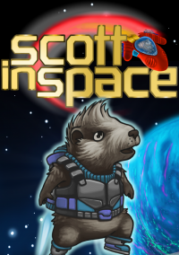 Обложка Scott in Space