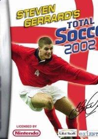 Обложка Steven Gerrard's Total Soccer 2002