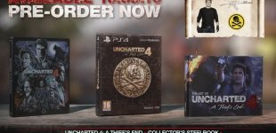 Uncharted 4: A Thief's End. Издание Special Edition
