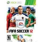 Обложка FIFA Soccer 12