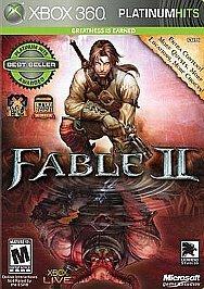 Обложка Fable II (Platinum Hits)