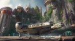 Харрисон Форд представил новый Диснейленд по «Звездным войнам» - Изображение 10