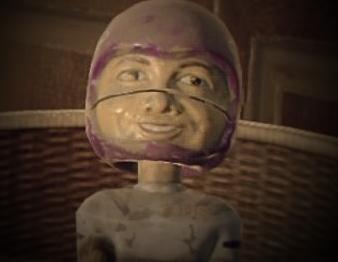 Гайд: где найти все статуэтки Мистера Везде вResident Evil7