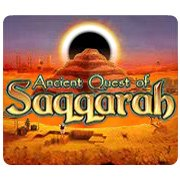 Обложка Ancient Quest of Saqqarah