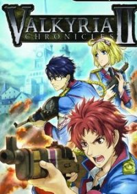Обложка Valkyria Chronicles 2: The Gallia Royal Military Academy