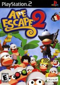 Обложка Ape Escape 2