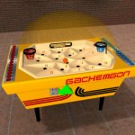 Скриншот Basketball - arcade machine from USSR – Изображение 5