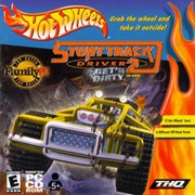 Обложка Hot Wheels Stunt Track Driver 2: Get'n Dirty