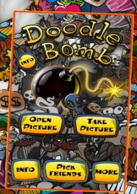 Обложка Doodle Bomb