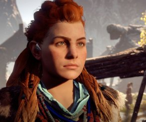 Мир Horizon: Zero Dawn суров и очень опасен для людей