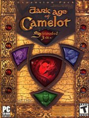 Dark Age of Camelot: Shrouded Isles – фото обложки игры