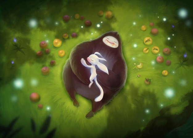 Рецензия на Ori and The Blind Forest