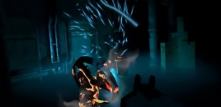 Blue Effect VR. Трейлер раннего доступа