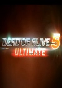 Обложка Dead or Alive 5 Ultimate