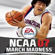 Обложка NCAA March Madness 07