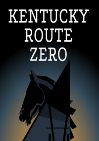 Обложка Kentucky Route Zero