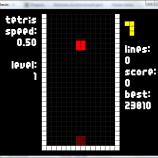 Скриншот «Тетрис»