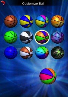 Action Virtual Hoops