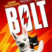 Обложка Disney's Bolt