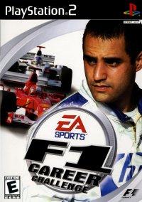 F1 Career Challenge – фото обложки игры