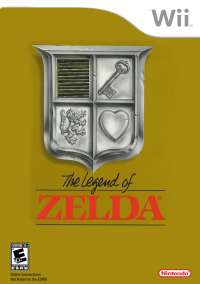 Обложка The Legend of Zelda
