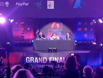 Wargaming League Grand Finals в Варшаве. Первые впечатления