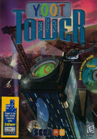 Обложка Yoot Tower