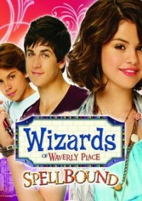 Обложка Wizards Of Waverly Place: Spellbound