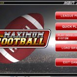 Скриншот Maximum-Football