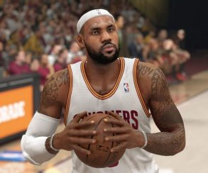 Баскетболисты соревнуются в эффектных бросках в ролике NBA2K15