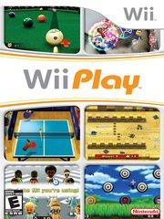 Обложка Wii Play