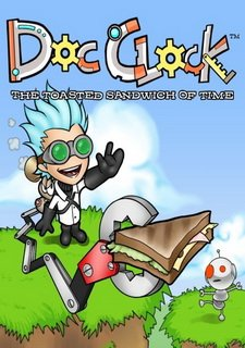 Doc Clock: The Toasted Sandwich of Time