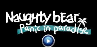 Naughty Bear: Panic in Paradise. Видео #3
