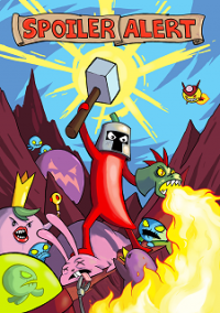 Spoiler Alert – фото обложки игры