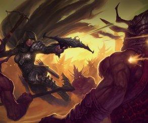 На вечеринку Diablo 3: Reaper of Souls пойдет охотник на демонов