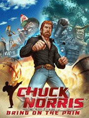 Обложка Chuck Norris: Bring on the Pain