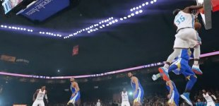 NBA 2K15. Видео #3