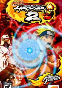 Обложка Naruto: Ultimate Ninja Heroes 2 - The Phantom Fortress