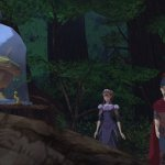 Скриншот King's Quest: Chapter 3 - Once Upon a Climb – Изображение 1