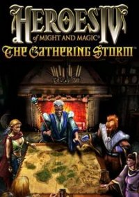 Обложка Heroes of Might and Magic 4: The Gathering Storm